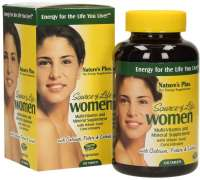 Natures Plus Source of Life® Women 120 Tabletten (275g)