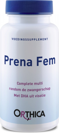 Orthica Prena Fem 60 Softgels