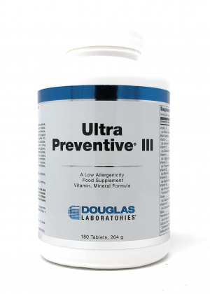 Douglas Laboratories Europa Ultra Preventive III 180 Tabletten (264g)