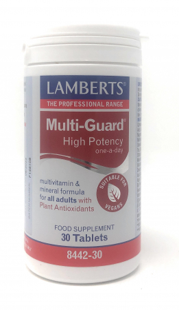 Lamberts Healthcare Ltd. MULTI-GUARD© 30 Tabletten (vegan)