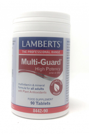 Lamberts Healthcare Ltd. MULTI-GUARD© 90 Tabletten (vegan)
