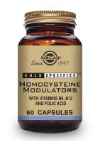 Solgar GOLD SPECIFICS™ Homocysteine Modulators™ 60 veg. Kapseln