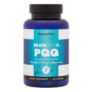 Natures Plus Brainceutix PQQ 60 veg. Kapseln
