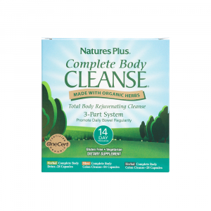 Natures Plus Complete Body Cleanse 14 Tage Packung