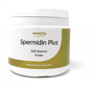 woscha Spermidin Plus 300g Pulver