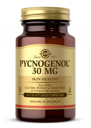 Solgar Pycnogenol 30mg 30 veg. Kapseln (vegan)