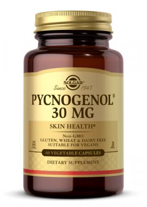 Solgar Pycnogenol 30mg 60 veg. Kapseln (vegan)