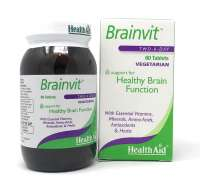 HealthAid BrainVit® 60 Tabletten
