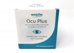 woscha Ocu Plus 60 K-Caps und 60 Softgels (115g)