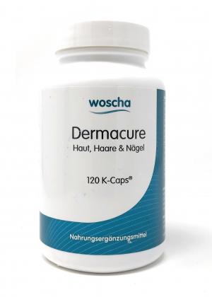 woscha Dermacure (Haut-Haare,Nägel) 120 K-Caps (101g)