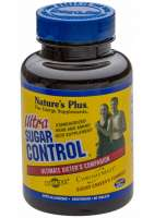 Natures Plus Ultra Sugar Control® 60 Tabletten (73,7g)