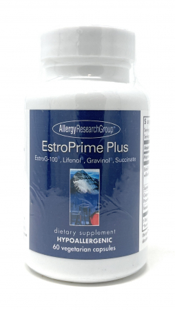 Allergy Research Group EstroPrime Plus 60 veg. Kapseln (35g)