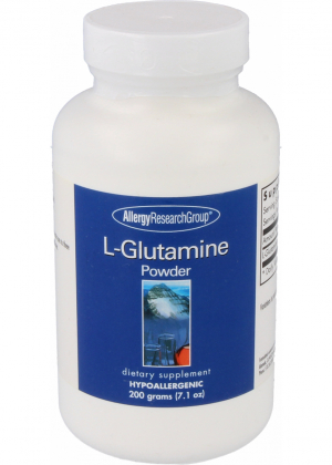 Allergy Research Group L-Glutamine 200 g Pulver