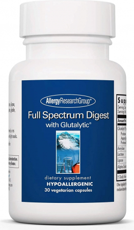 Allergy Research Group Full Spectrum Digest™ 30 veg. Kapseln