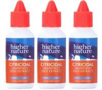 Citricidal[TM] 3x45ml Flasche HN (vegan) 3er Set